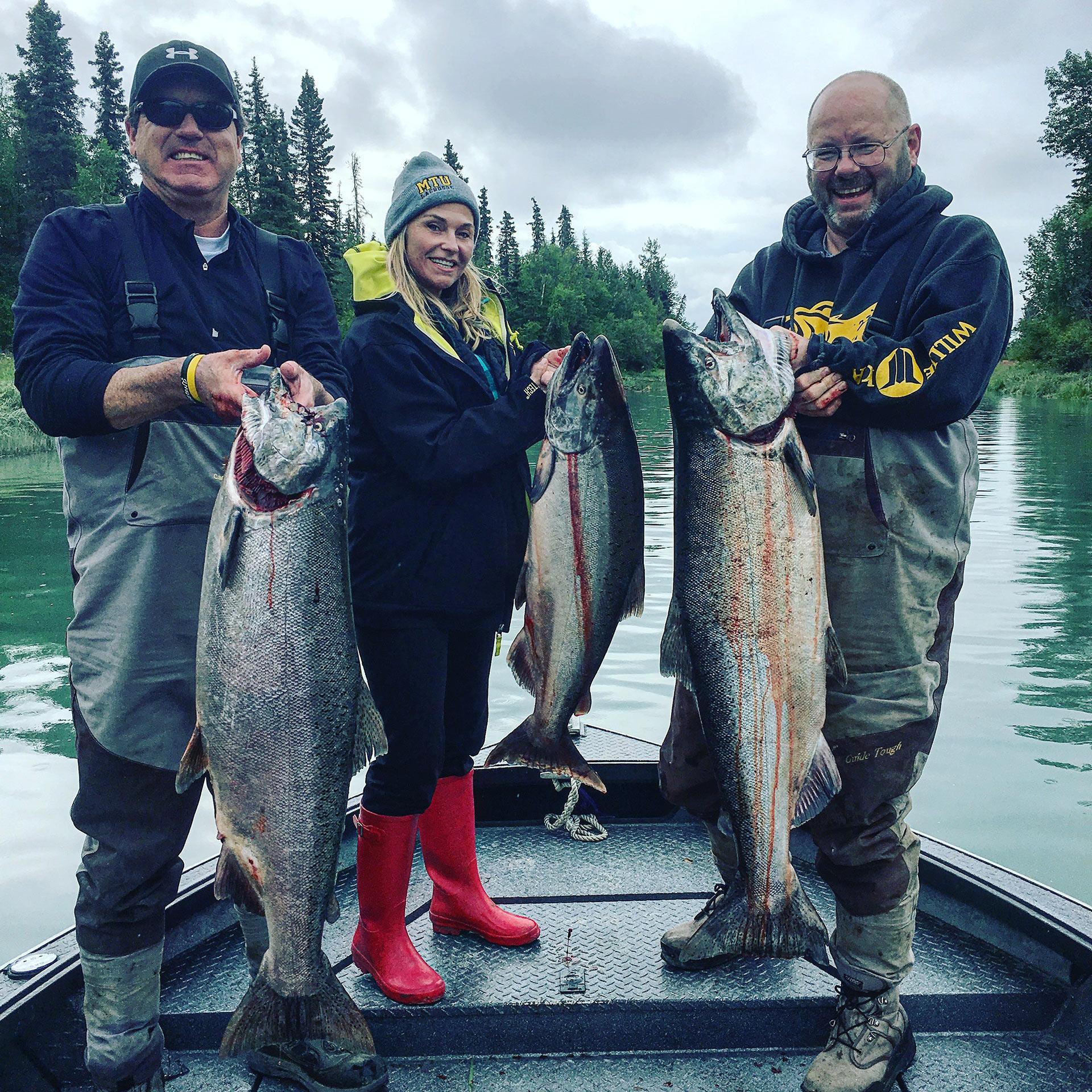 Kenai River Open To King Salmon Fishing July 2020